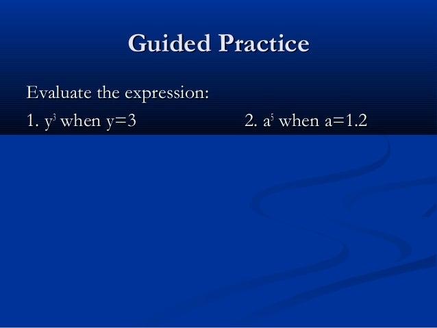 Algebra 2 Test Practice