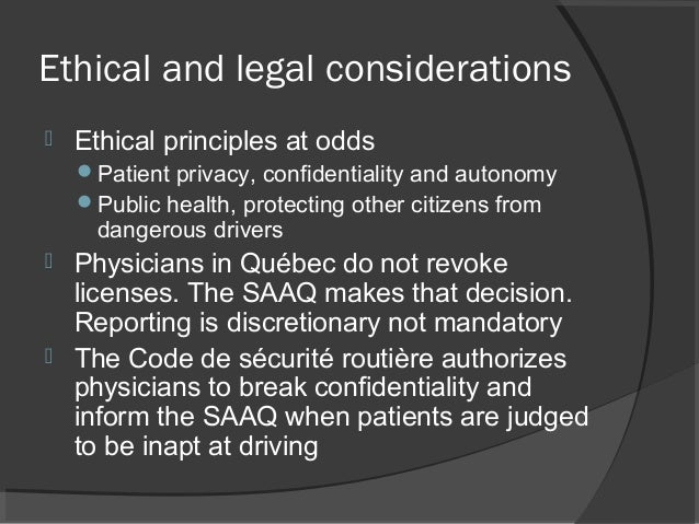 Condition Routiere Quebec >> Evaluating fitness to drive in the ED