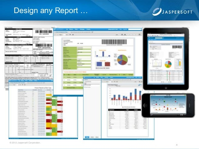 Evaluating jaspersoft community & commercial editions