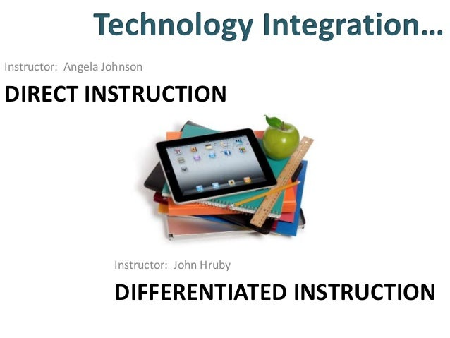 evaluating technology integration A framework for defining and evaluating technology integration in the instruction of real-world skills: 104018/978-1-4666-9441-5ch006: the technology integration matrix (tim) was created to provide a resource for evaluating technology integration in k-12 instructional settings, and as a tool.