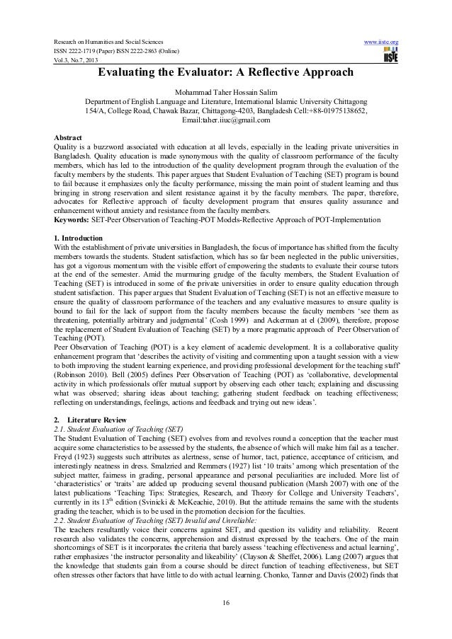 Research on Humanities and Social Sciences www.iiste.orgISSN 2222-1719 (Paper) ISSN 2222-2863 (Online)Vol.3, No.7, 201316E...