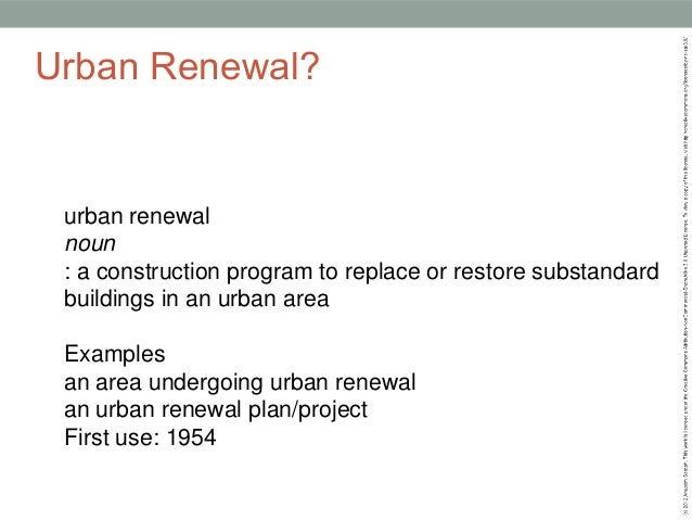 Evaluating Urban Renewal in India: What questions to ask of the JNNURM Slide 2