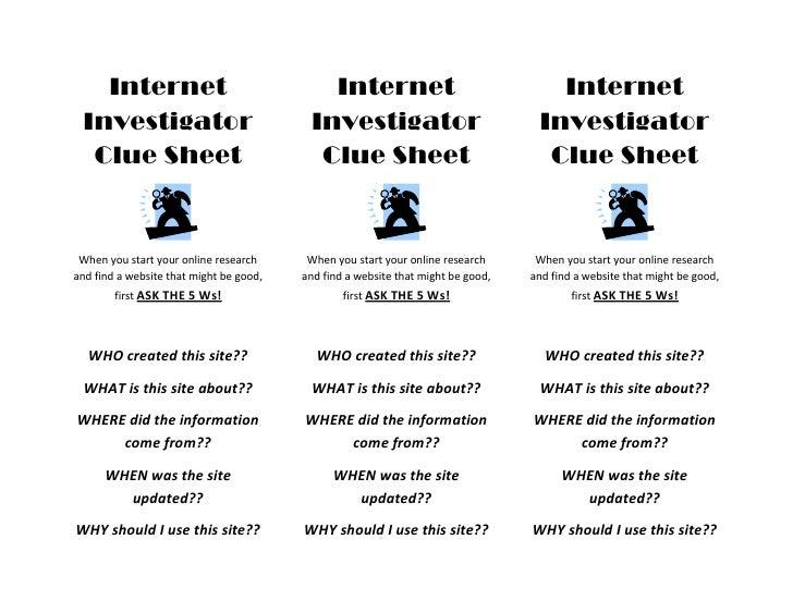 Internet                                 Internet                                 Internet Investigator                   ...