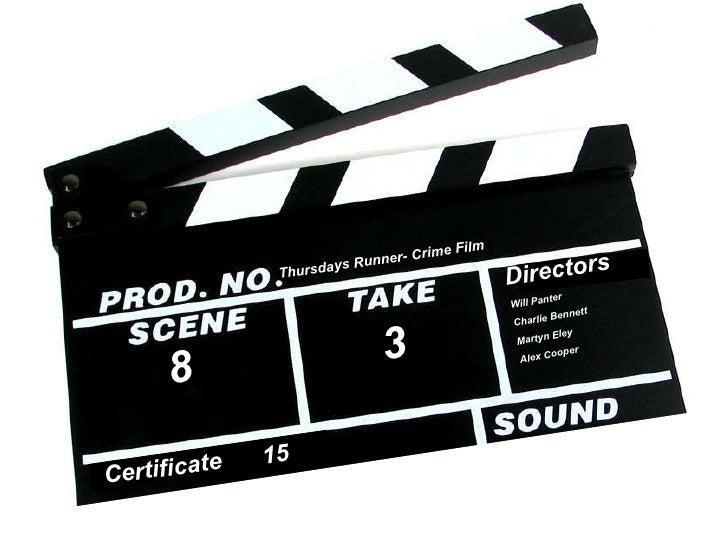 Thursdays Runner- Crime Film 8 3 Directors Will Panter Charlie Bennett Martyn Eley Alex Cooper Certificate  15