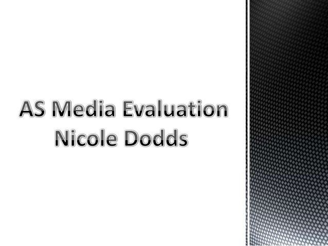 In the evaluation the following questions must be answered:1.In what ways does your media product use, develop or challeng...