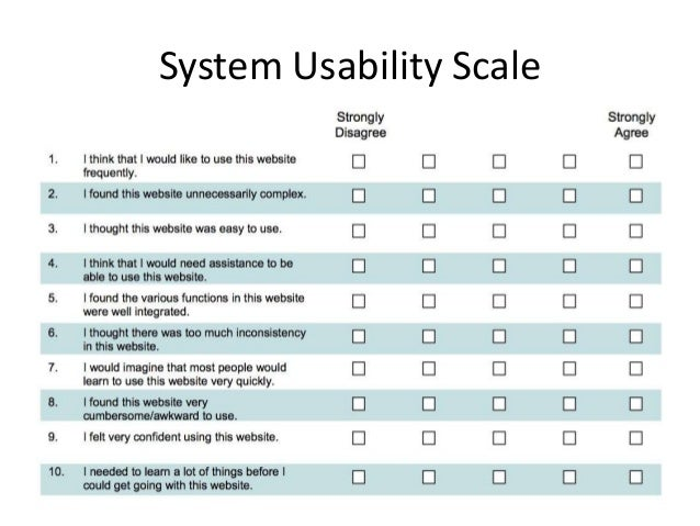 Paper prototype evaluation system usability scale 24 maxwellsz
