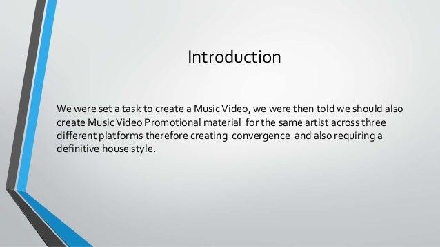 Evaluation 2 media studies Slide 2