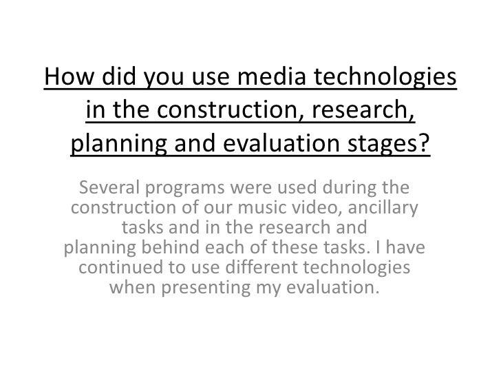 Evaluation 4