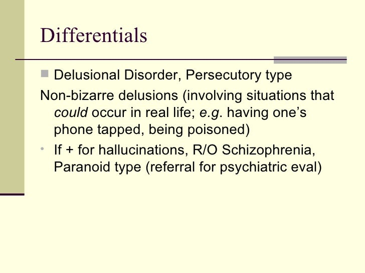 Evaluation And Treatment Of Patients With Personality Disorders