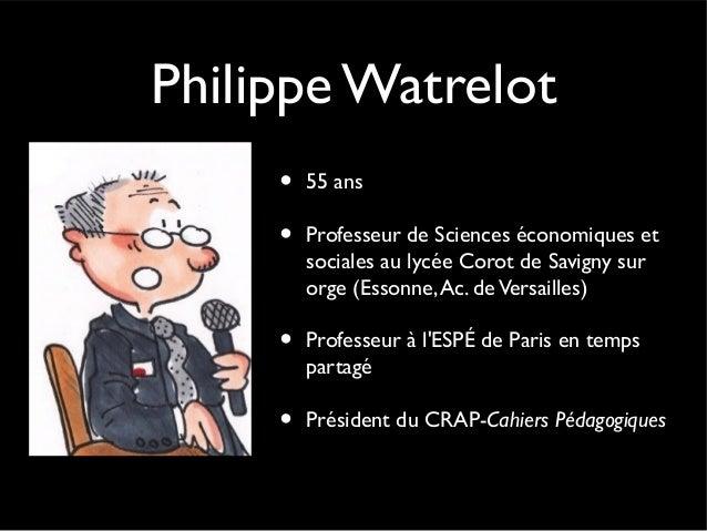 Le CRAP-Cahiers Pédagogiques http://www.cahiers-pedagogiques.com