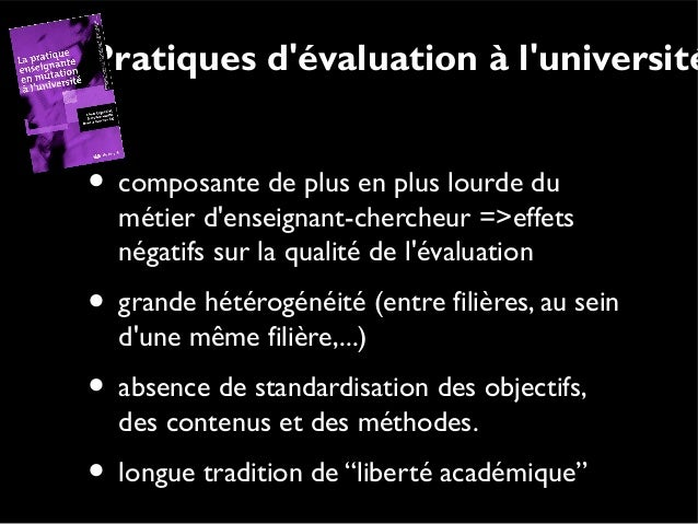 3 formes d'évaluation Evaluation formative (ou formatrice) Evaluation Sommative (quelquefois certificative) (B.Bloom 1971)...