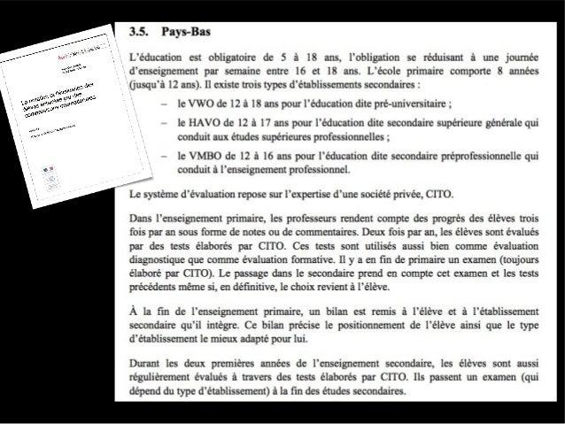 Effets de contraste Bonniol (1965) 26 copies de niveau homogène (versions anglaises de niveau terminale) 2 groupes de 9 co...