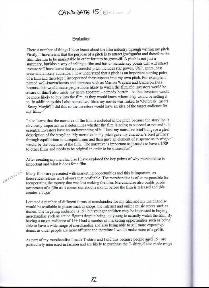 How To Write A Coursework Evaluation Research - image 10