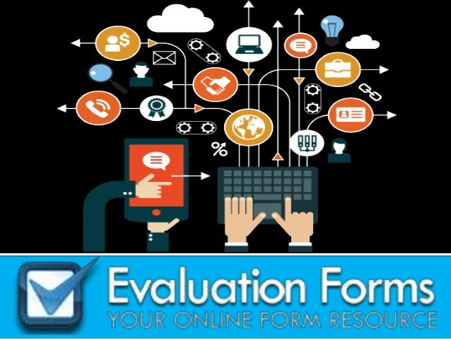 What Is Evaluation Forms