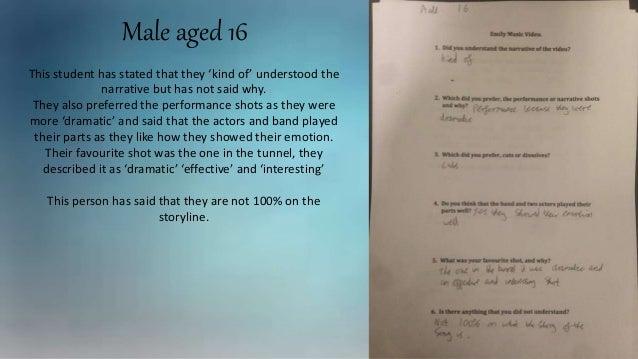 Evaluation media 3  Slide 3