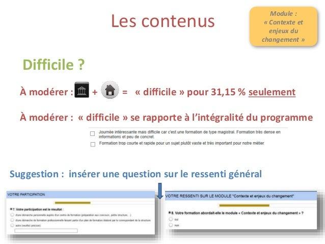 Les contenus Module : « Web de données et la langage RDF » complet intéressant difficile 48,9 % 85,7 % J'ai trouvé ce modu...