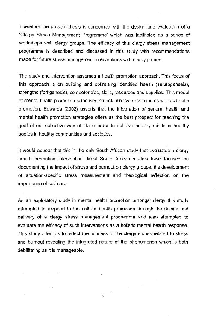 health promotion coordinator cover letter - Template