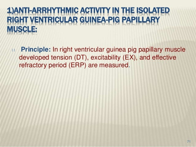 Drug-free Alternatives for Arrhythmia   Nutrition Review