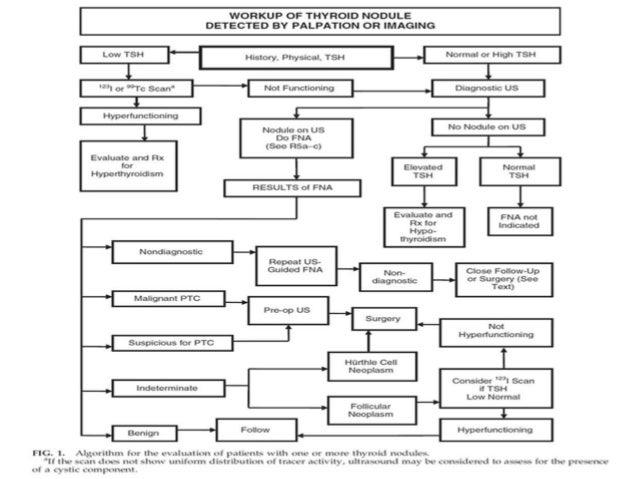 approach to thyroid nodule pdf