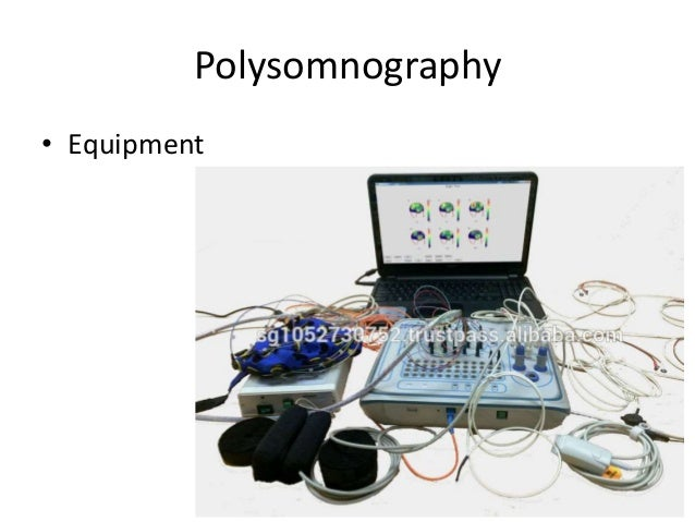 Polysomnography Machine