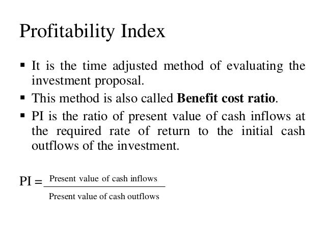 Use 'profitability' in a Sentence