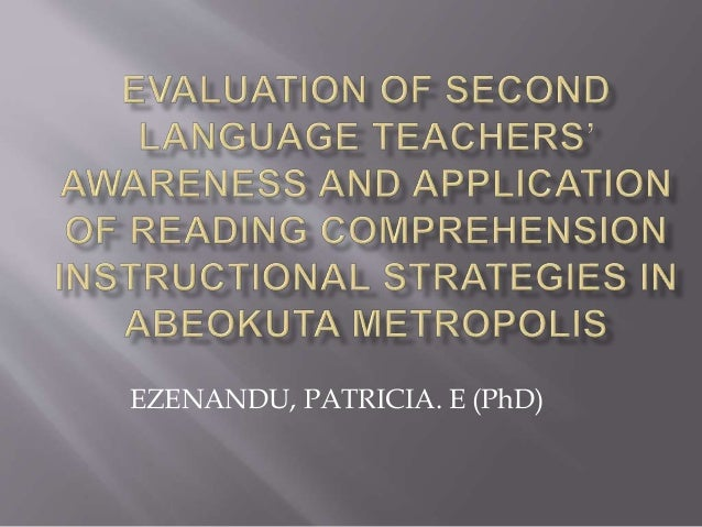 EZENANDU, PATRICIA. E (PhD)