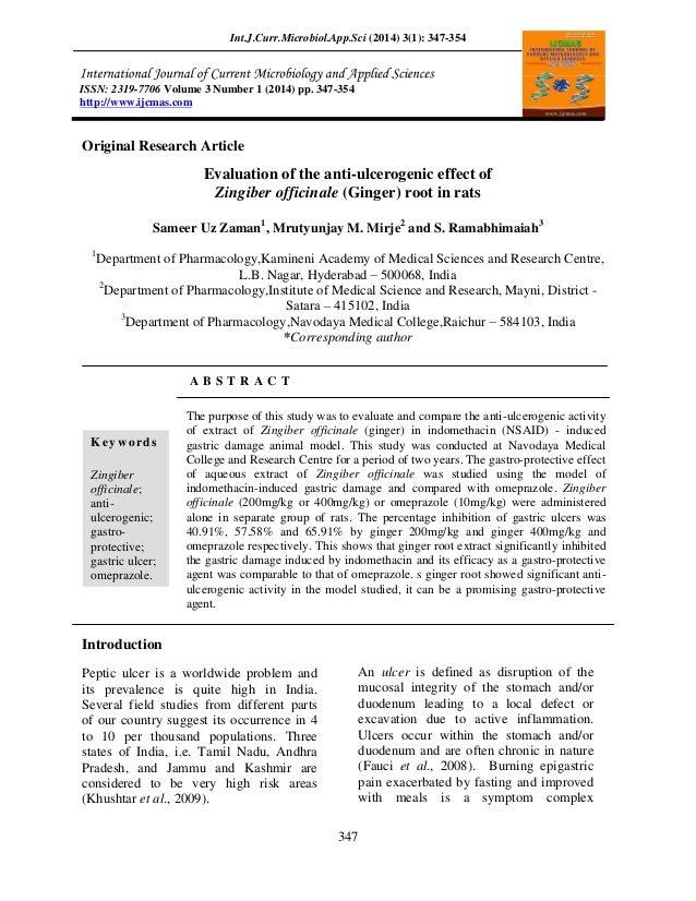 Int.J.Curr.Microbiol.App.Sci (2014) 3(1): 347-354  ISSN: 2319-7706 Volume 3 Number 1 (2014) pp. 347-354 http://www.ijcmas....