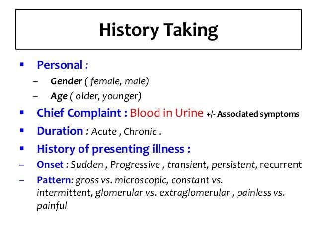 microscopic hematuria in females