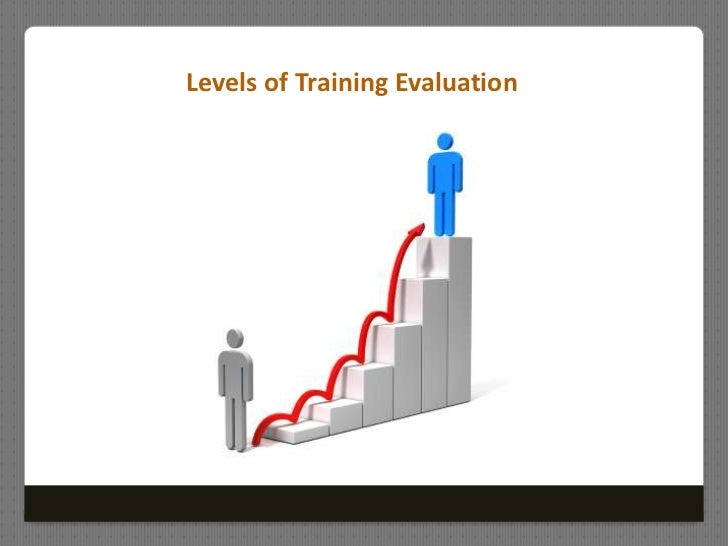 Levels of Training Evaluation<br />