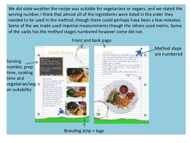Recipe card evaluation improved 2 20 forumfinder Choice Image