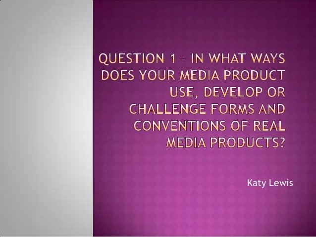 Katy Lewis