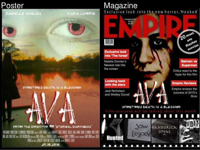 Poster Magazine