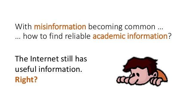 Evaluation of Web Information