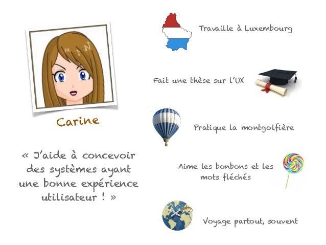 Evaluation de l'Expérience Utilisateur - Carine Lallemand Slide 2
