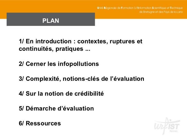 Evaluer la crédibilité d'une ressource sur Internet Slide 3