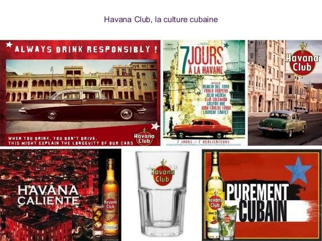 Havana Club, la culture cubaine