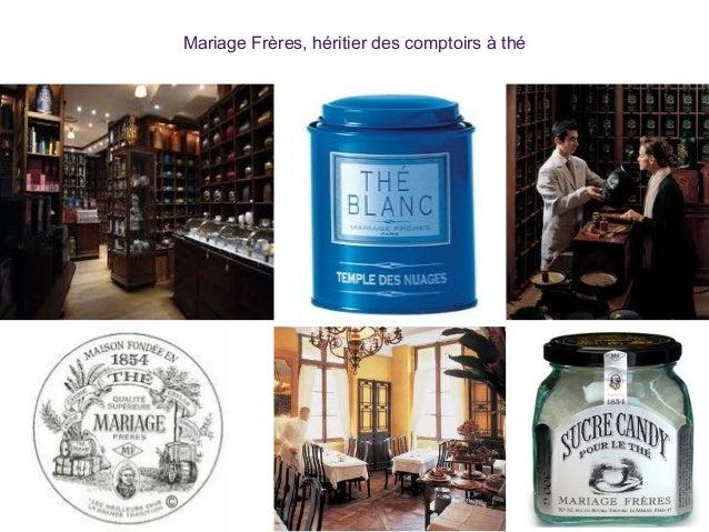 Mariage Frères, héritier des comptoirs à thé
