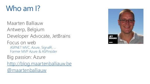 Exploring .NET memory management - JetBrains webinar Slide 2