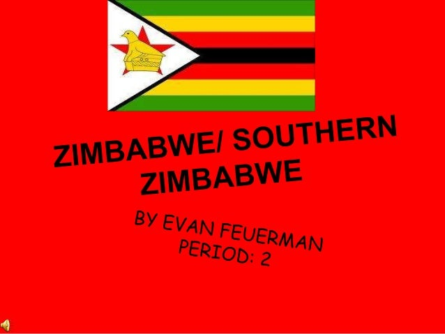 PROBLEMS IN ZIMBABWE1) Here in Zimbabwe we have HORRIBLE  health care2)We also have a land conflict where were  fighting o...