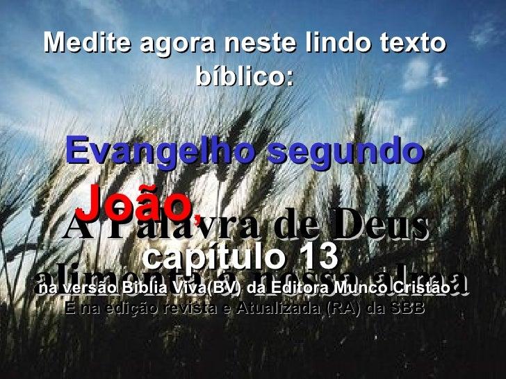 Evangelho segundo Joao 12