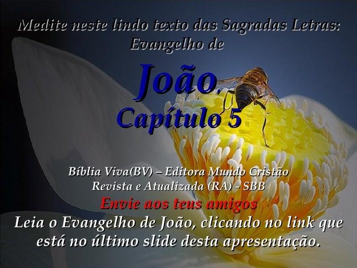 Evangelho segundo Joao 4
