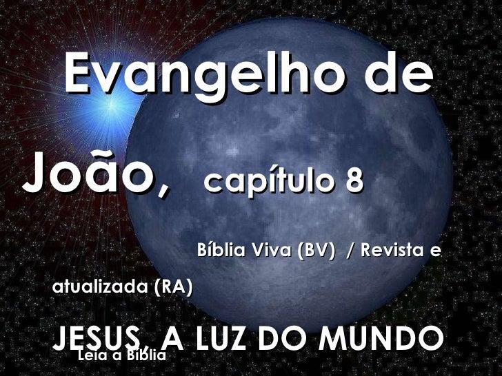 Evangelho segundo Joao 7