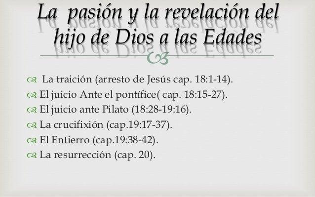 Resumen Del Evangelio De San Juan Capitulo 14 Marcus Reid