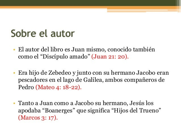 Evangelio De Juan Capitulo 1 Y 2