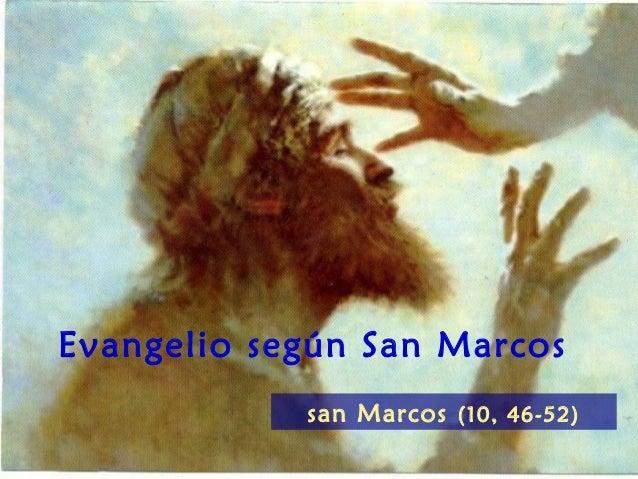 Resultado de imagen para Marcos 10,46-52
