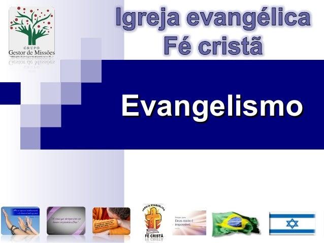 EvangelismoEvangelismo
