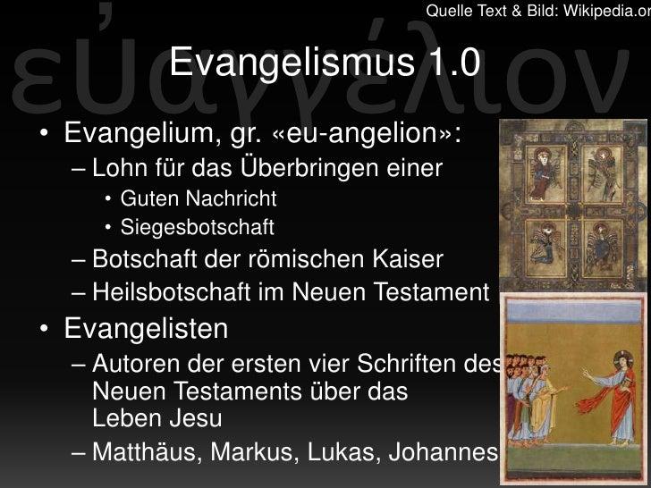 Evangelismus