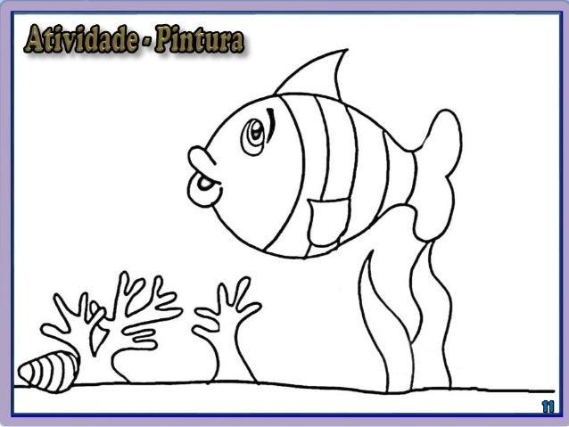 Evangelização - O Peixinho Pipoca