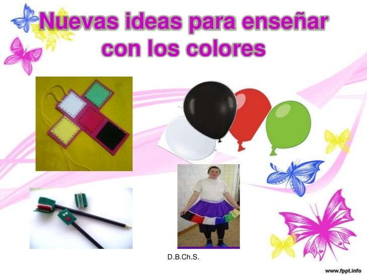 Evangelización con colores