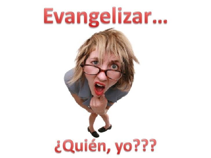 Evangelizar Para Jovenes[2] Slide 1